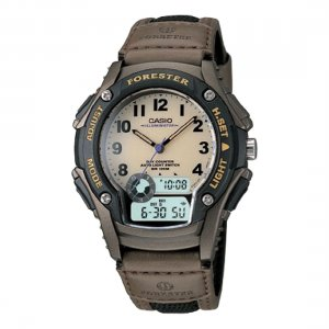 CASIO FT-620L-5BVSDF - NAM - QUARTZ (PIN) - DÂY DA