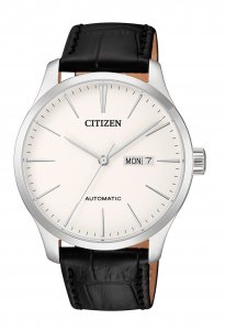 CITIZEN NH8350-08B - NAM - AUTOMATIC - DÂY DA