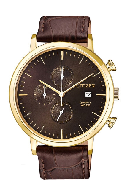 CITIZEN AN3612-09X – NAM – QUARTZ (PIN) – DÂY DA
