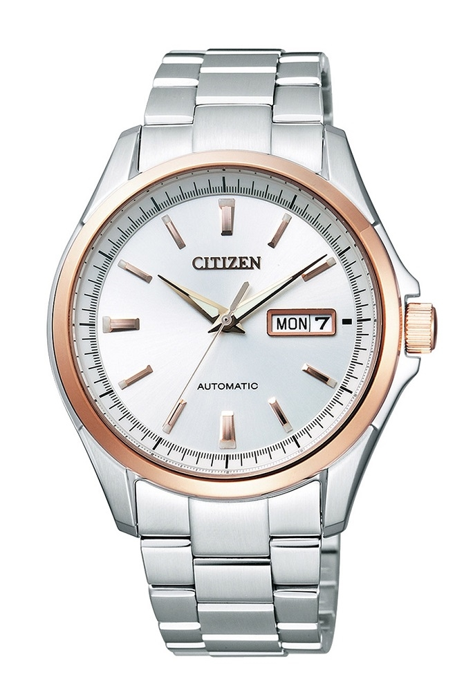 CITIZEN NP4044-53A - NAM - AUTOMATIC - DÂY KIM LOẠI