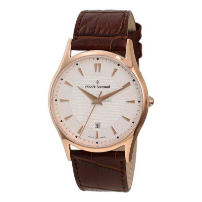 CLAUDE BERNARD 79008.37R.AIR - NAM - QUARTZ (PIN) - DÂY DA