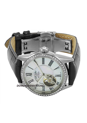 Rotary LS90511/38 - Nữ - Automatic – Dây Da